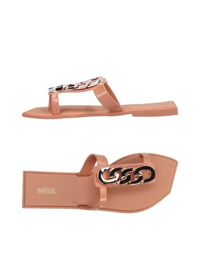 Toe Strap Sandals Skin Melissa Color R67wnqdx