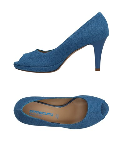 OROSCURO Blue Blue OROSCURO Pumps OROSCURO Pumps Blue Pumps OROSCURO vqBW8xYU