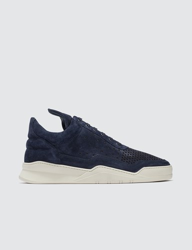 Filling Pieces Low Top Ghost Gradient Perforated OM6HkDZ
