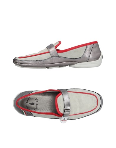 Botticelli Sport Limited Loafers Light Grey IrAwXqcCFH
