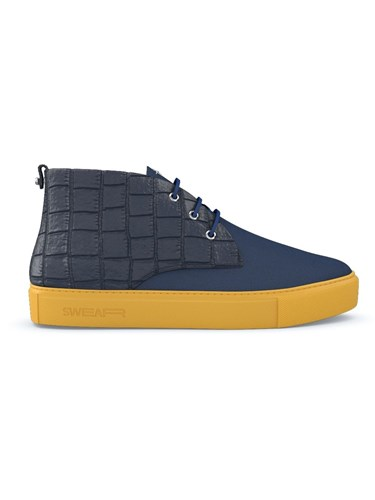Swear Maltby Sneakers Blue fvRPOE