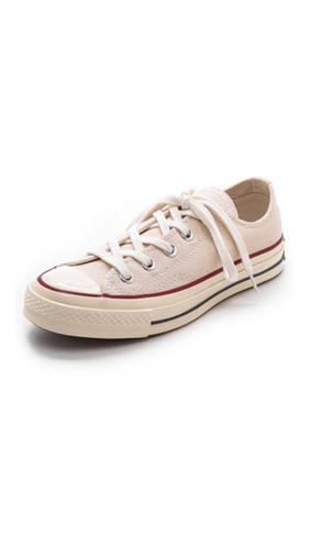 Converse All Star '70S Oxford Sneakers Parchment m3TfHa