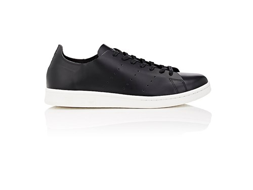 adidas Men's Deconstructed Leather Stan Smith Sneakers Black zmwgscVwAT