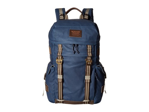 Burton Annex Pack Mood Indigo Coated Backpack Bags Blue 7R5yJAa26J