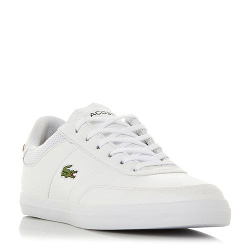 Up Master Court White Lace Lacoste Trainers qUTCwvv