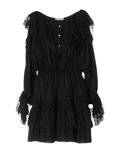 Faith Connexion Short Dresses Black or1yG0
