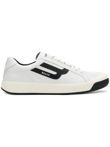 Bally New Competition Sneakers White NgF7t