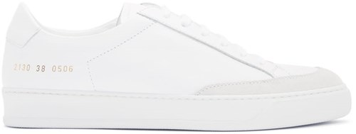 Projects White Tennis Pro Common Sneakers zvSRzn