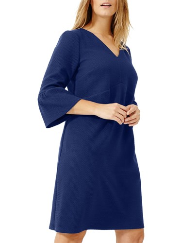 Studio 8 Fleur Shift Dress Blue MnYIwoVCB