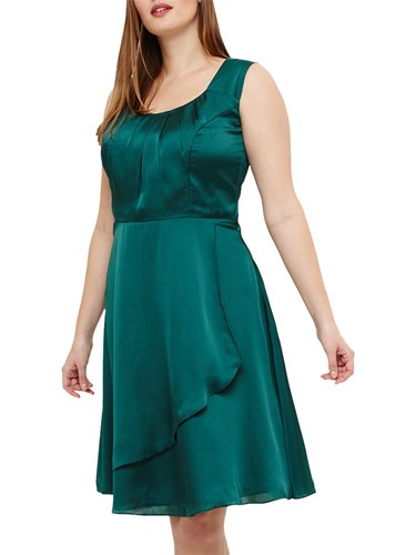 Studio 8 Matilda Dress Green T9baidXXmj