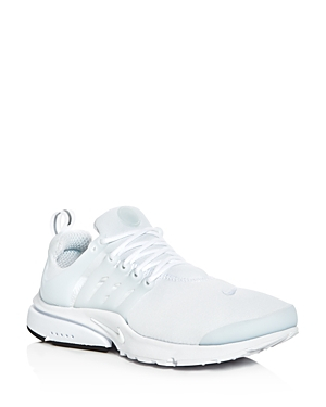 Nike Men's Air Presto Essential Lace Up Sneakers White 9jYYH