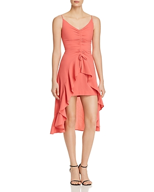 Dress Finders Trip Ruched Keepers Day Pink Light 100 Exclusive pAIIvx