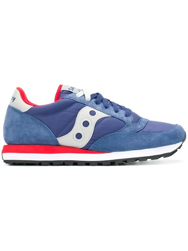 Saucony Lace Up Sneakers Blue IJL1n