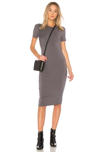Sen Alliastair Body Con Dress Gray p1EC7