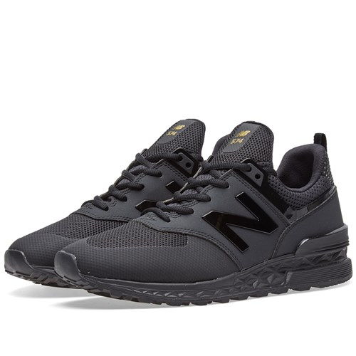 New Balance Ws574bkg Made In England Black doxCFbOg
