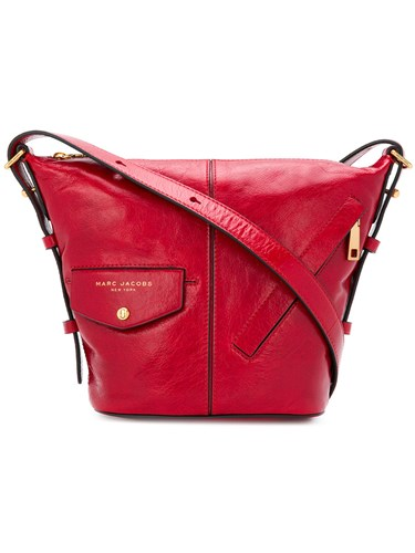 Marc Jacobs The Mini Sling Bag Red Sxl9x9