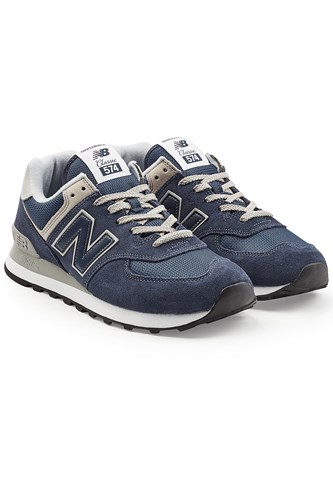 New Balance Ml574 Sneakers With Mesh Blue 7NgvCNvbqa
