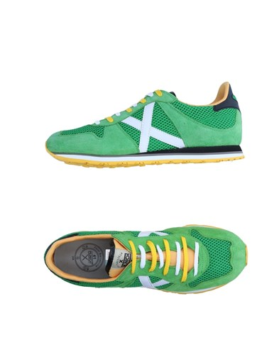 Munich Sneakers Green k8yaEfUE