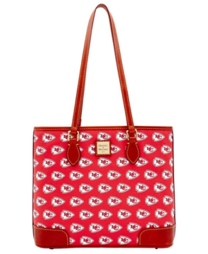 Dooney & Bourke Kansas City Chiefs Richmond Shopper Red 2nri60mWE