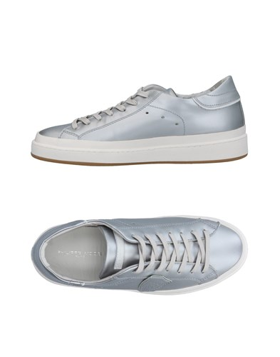 Philippe Model Sneakers Silver 1sDNIe2V