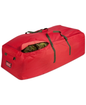 Honey Can Do Artificial Tree Canvas Rolling Storage Bag Red ttjDTh
