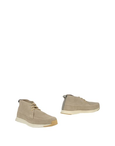RANSOM Ankle Boots Beige bke2a