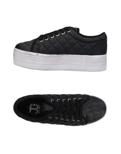 JC PLAY by JEFFREY CAMPBELL Sneakers Black r3PUKE9SIL