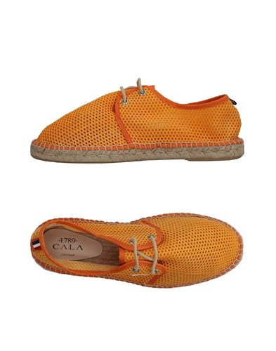 1789 CALA Sneakers Orange AdQ3Cuol