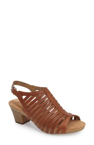 Josef Seibel 'S 'Ruth 21' Sandal Camel Leather WkNzhy7ylP