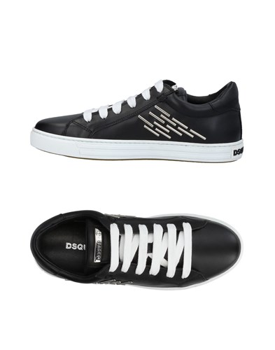DSquared Dsquared2 Sneakers Black fKJ9X6