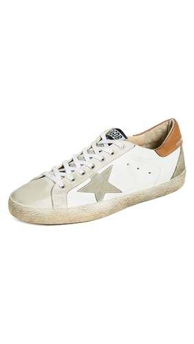 Golden Goose Superstar Sneakers Red White MHVeJ5gD