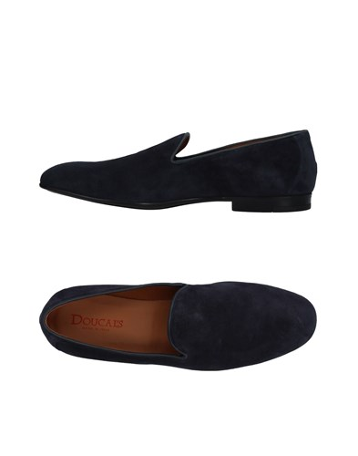 Doucal's Loafers Dark Blue XwJMQ7xp