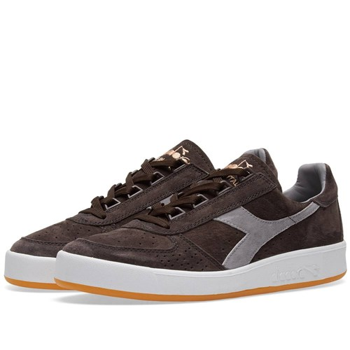 Diadora B.Elite Suede Made In Italy Brown Od03eOLIQl