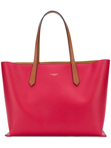 Givenchy Classic Shopper Tote Red 1ZDYsEHa