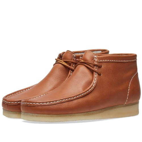 Clarks Originals X Bedwin And The Heartbreakers Wallabee Boot Brown PW3H4Gs