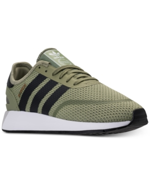 adidas Men's N 5923 Casual Sneakers From Finish Line Tent Green Carbon White 5qp8G