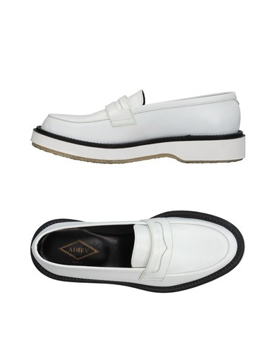 Adieu Loafers White cjkss