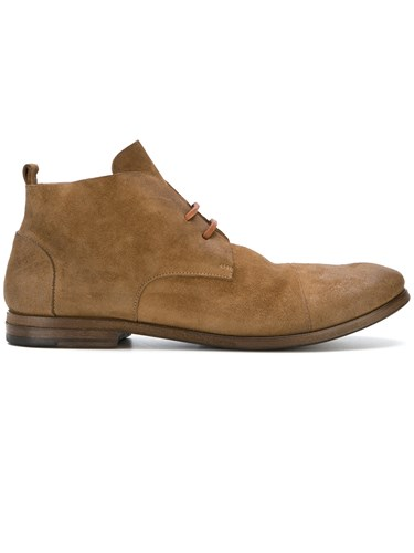 Marsèll Lace Up Ankle Boots Brown BGoS0