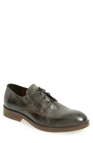 Men's H By 'Norton' Derby Black