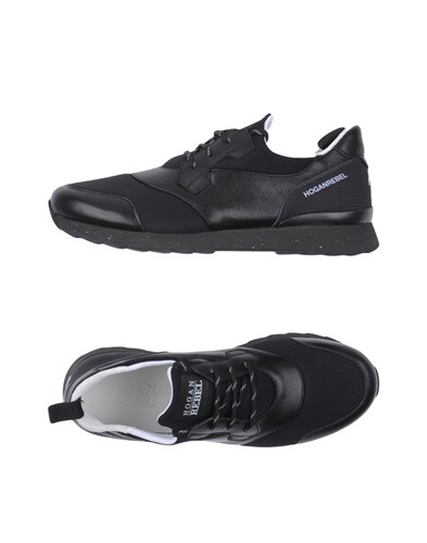 Hogan Rebel Sneakers Black 4Ty4n0mS1