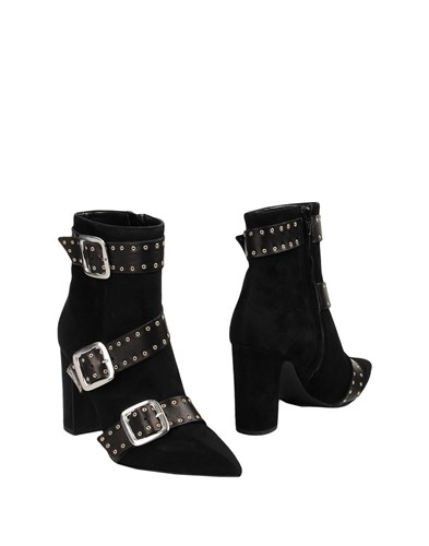 Bianca Di Ankle Boots Black 9acdPJ