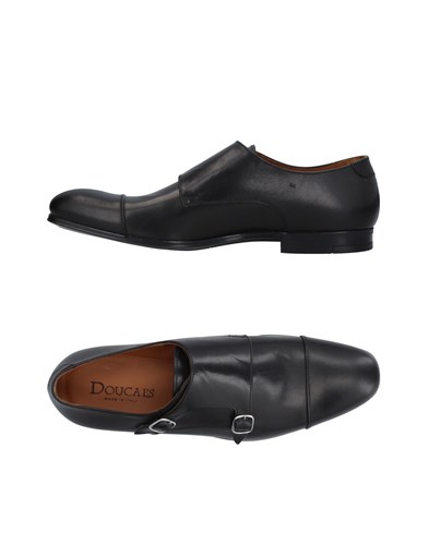 Doucal's Loafers Black CLgRXkGqCH