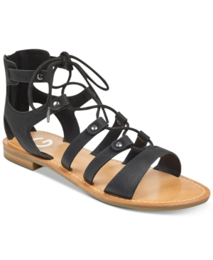 By Hotsy Mujer G Zwgvvq Guess De Planas Zapatos Negro Sandalias kwOP08n