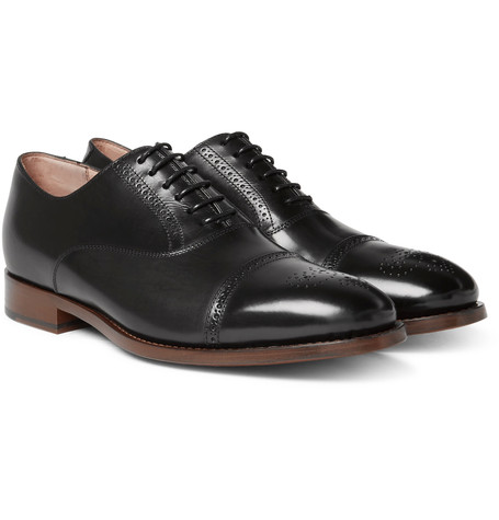 Paul Smith Berty Leather Oxford Brogues Black 6eqPHkFvt