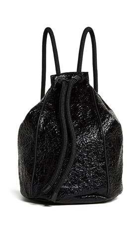 Kendall + Kylie Meadow Convertible Backpack Black pNlAna