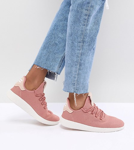 adidas Hu Trainers Pharrell In Williams Originals Tennis Pink g4wrI4q