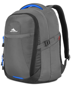High Sierra Decatur Computer Backpack Created For Macy's Mercury ckpISr0wl