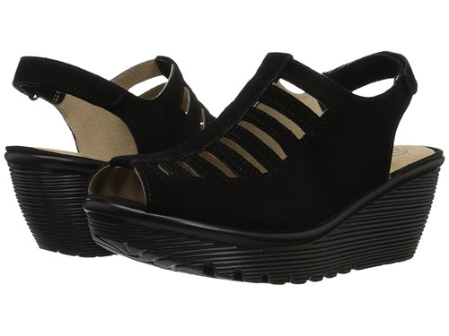 Skechers Parallel Trapezoid Black Women's Shoes JZIlbzHc