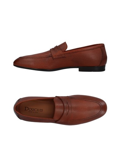 Doucal's Loafers Brown kHscpCZ