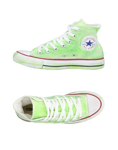 Converse Limited Edition Sneakers Light Green 7Ajbf